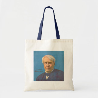 Thomas A. Edison Tote Bag