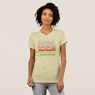 THOMAS ALVA EDISON QUOTE -T-SHIRT T-Shirt