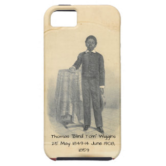 """Thomas """"Blind Tom"""" Wiggins, 1859 Case For The iPhone 5"""