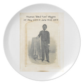 "Thomas ""Blind Tom"" Wiggins, 1859 Plate"