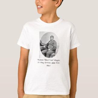 """Thomas """"Blind Tom"""" Wiggins, 1860 T-Shirt"""