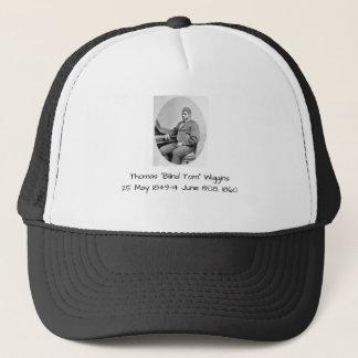 "Thomas ""Blind Tom"" Wiggins, 1860 Trucker Hat"