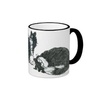 """""""Thomas"""" Cat Mug"""