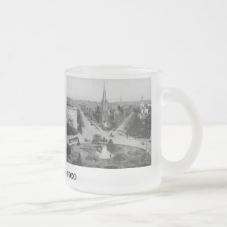 Thomas circle 1900  Mug