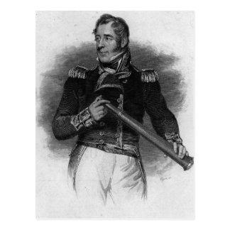 Thomas Cochrane, Earl Dundonald Postcard