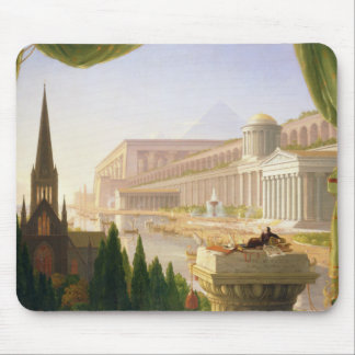 Thomas Cole - Architect's Dream Mouse Pad