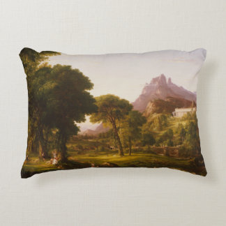 Thomas Cole - Dream of Arcadia Accent Pillow