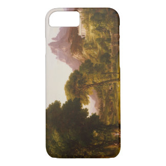 Thomas Cole - Dream of Arcadia iPhone 7 Case