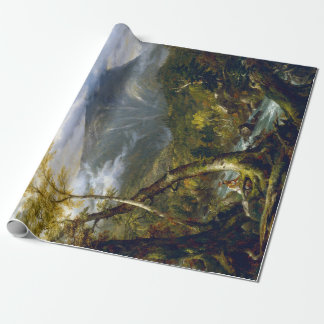 Thomas Cole Indian Pass Wrapping Paper