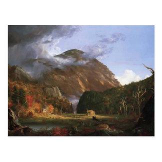Thomas Cole- The Notch of the White Mountains Postcard