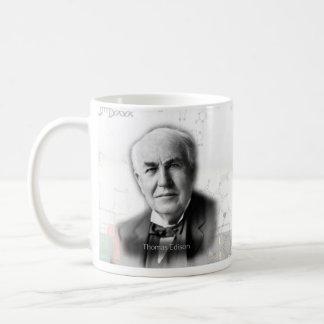 Thomas Edison Historical Mug