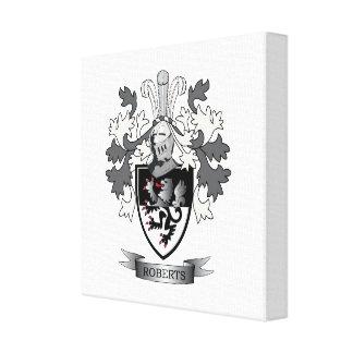 Thomas Family Crest Canvas Print