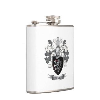 Thomas Family Crest Hip Flask
