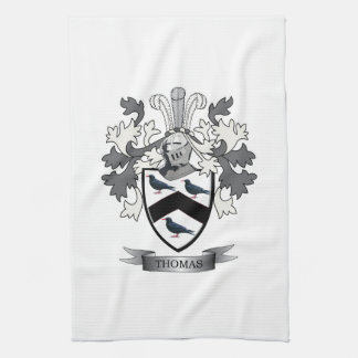 Thomas Family Crest Kitchen Towel