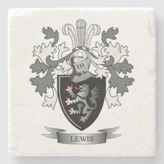 Thomas Family Crest Stone Coaster