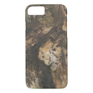 Thomas Gainsborough - A Woodland Pool with Rocks iPhone 7 Case