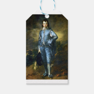Thomas Gainsborough Art Painting: The Blue Boy Gift Tags