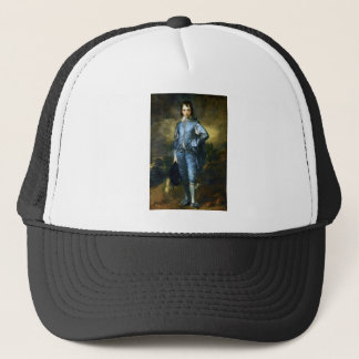 Thomas Gainsborough Art Painting: The Blue Boy Trucker Hat