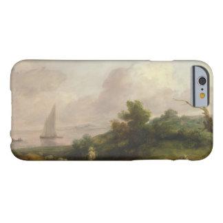 Thomas Gainsborough - Coastal Landscape Barely There iPhone 6 Case