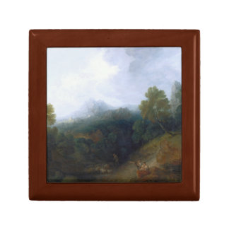 Thomas Gainsborough - Landscape with a Flock Gift Box