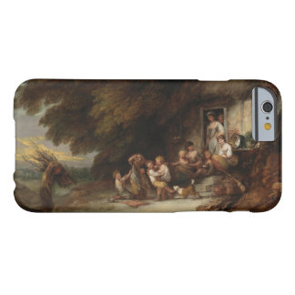 Thomas Gainsborough - The Cottage Door Barely There iPhone 6 Case
