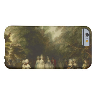 Thomas Gainsborough - The Mall in St. James's Park Barely There iPhone 6 Case