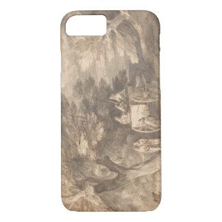 Thomas Gainsborough - Wooded Landscape iPhone 7 Case
