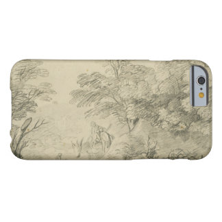 Thomas Gainsborough - Wooded Landscape with Donkey Barely There iPhone 6 Case