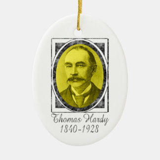 Thomas Hardy Ornament