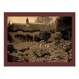 Thomas Hardys Cottage , Dorset, England, UK (2) Postcard