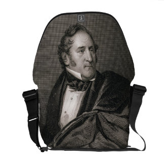 Thomas Hart Benton, engraved by William G. Armstro Commuter Bags