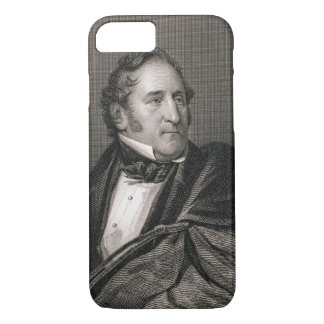 Thomas Hart Benton, engraved by William G. Armstro iPhone 7 Case
