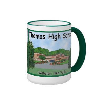 Thomas High School Mug