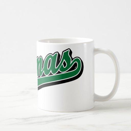 Thomas in Green Mugs