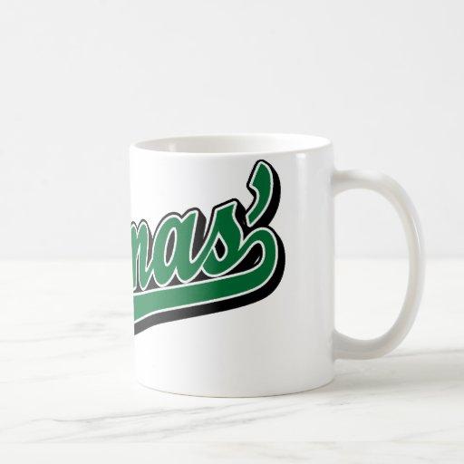 Thomas' in Green Mug