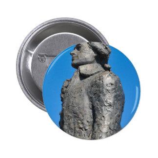 Thomas Jefferson 2 Inch Round Button