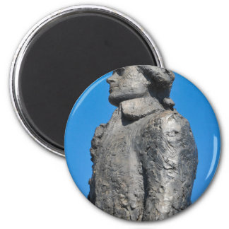 Thomas Jefferson 2 Inch Round Magnet