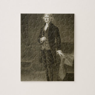 Thomas Jefferson, 3rd President of the United Stat Jigsaw Puzzle