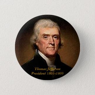 Thomas Jefferson - Button