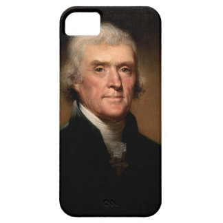 Thomas Jefferson Case For The iPhone 5