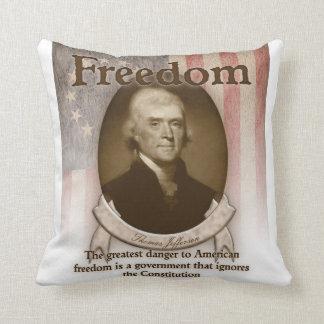 Thomas Jefferson – Freedom Pillows