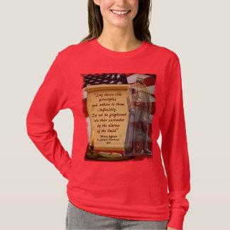 Thomas Jefferson Inflexibility T-Shirt