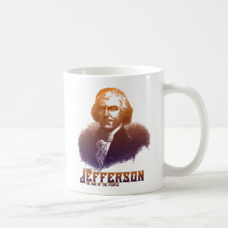 Thomas Jefferson Man Of The People Mug