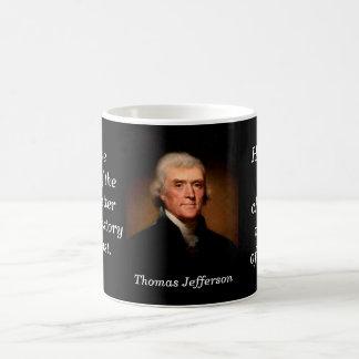 Thomas Jefferson - Mug