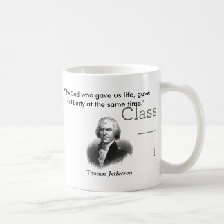Thomas Jefferson Mug 1