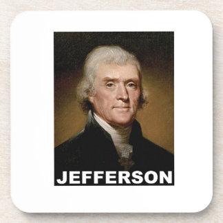 Thomas Jefferson picture Coasters