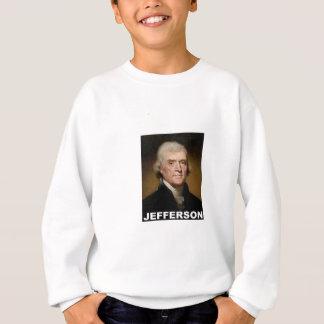 Thomas Jefferson picture Sweatshirt