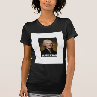 Thomas Jefferson picture T-Shirt