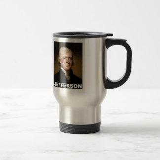 Thomas Jefferson picture Travel Mug