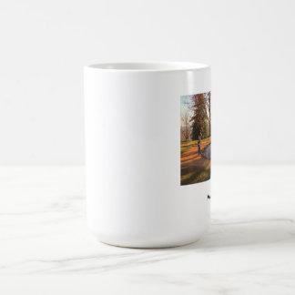 Thomas Jefferson's Monticello Classic White Coffee Mug